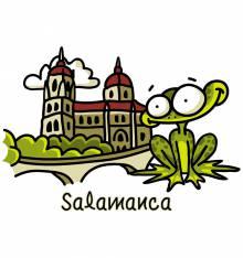 TRANSFER CAMISETA EDIFICIO SALAMANCA