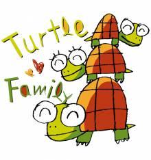 TRANSFER CAMISETA TUTLE FAMILY