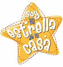 TRANSFER CAMISETA SOY LA ESTRELLA
