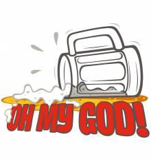 TRANSFER CAMISETA OH MY GOD!