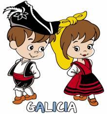 TRANSFER CAMISETA PAREJA GALICIA