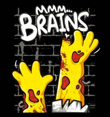 TRANSFER CAMISETA MMM BRAINS