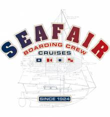 TRANSFER CAMISETA SEAFAIR