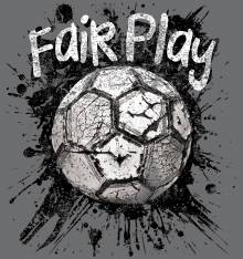 TRANSFER CAMISETA FAIR PLAY