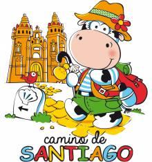 TRANSFER CAMISETA VACA SANTIAGO