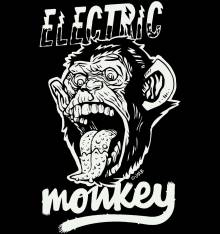 TRANSFER CAMISETA MONKEY