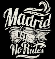 TRANSFER CAMISETA MADRID NO RULES