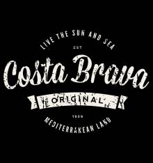 TRANSFER CAMISETA COSTA BLAVA ORIGINAL