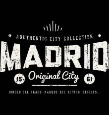 TRANSFER CAMISETA MADRID CITY