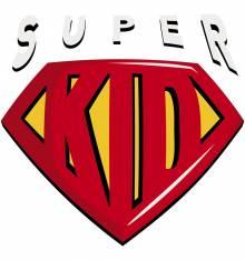 TRANSFER CAMISETA SUPER KID