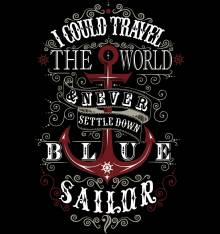TRANSFER CAMISETA THE WORLD BLUE