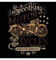 TRANSFER CAMISETA MOTOR CYCLES