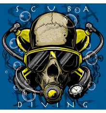 TRANSFER CAMISETA SCUBA DIVING