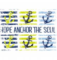 TRANSFER CAMISETA HOPE ANCHOR