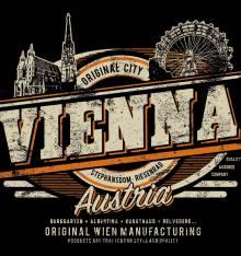 TRANSFER CAMISETA VIENA ORIGINAL CITY