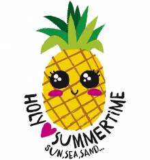 TRANSFER CAMISETA PINEAPPLE HOLY