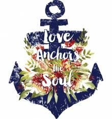 TRANSFER CAMISETA ANCHOR SOUL