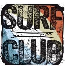 TRANSFER CAMISETA SURF CLUB