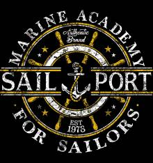 TRANSFER CAMISETA SAIL PORT