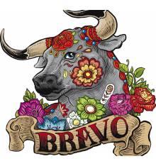 TRANSFER CAMISETA TORO BRAVO