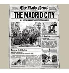 TRANSFER CAMISETA MADRID NEWSPAPE