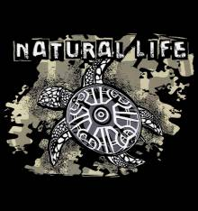 TRANSFER CAMISETA NATURAL LIFE